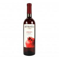 Гранатовое вино, Армения / Pomegranate Fruchtwein