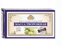 Б.Ю Александров Творож. масса с изюмом 100 г