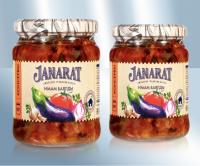 Имам баялды (баклажан обжареный в томатном соусе, с чесночком) Janarat 450g, Армения
