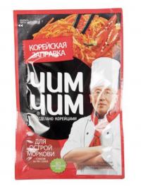 Заправка для морковки по корейски ЧИМ ЧИМ острая, 60g