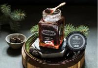 Десерт медовый «СИБИРСКИЙ МЁД & СОСНОВЫЕ ШИШКИ» (Россия) 300 g