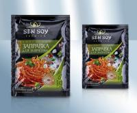 Заправка для морковки по корейски Sen Soy, премиум, 80g