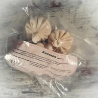 Хинкали ручной лепки (баранина-говядина)