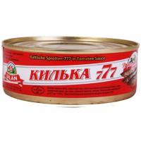 Килька 777 в томат соусе 240g