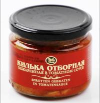 BEST TIME ШПРОТЫ/КИЛЬКА ОБЖ.В ТОМ.С.280Г КОШЕР.