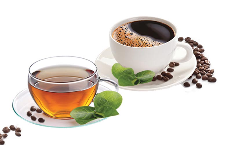 Чай, цикорий, какао