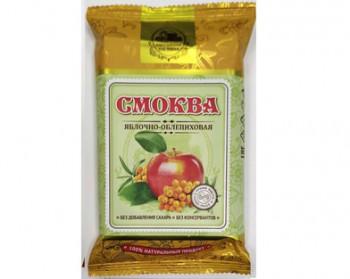 Смоква яблочно-облепиховая без добавления сахара, 50 г